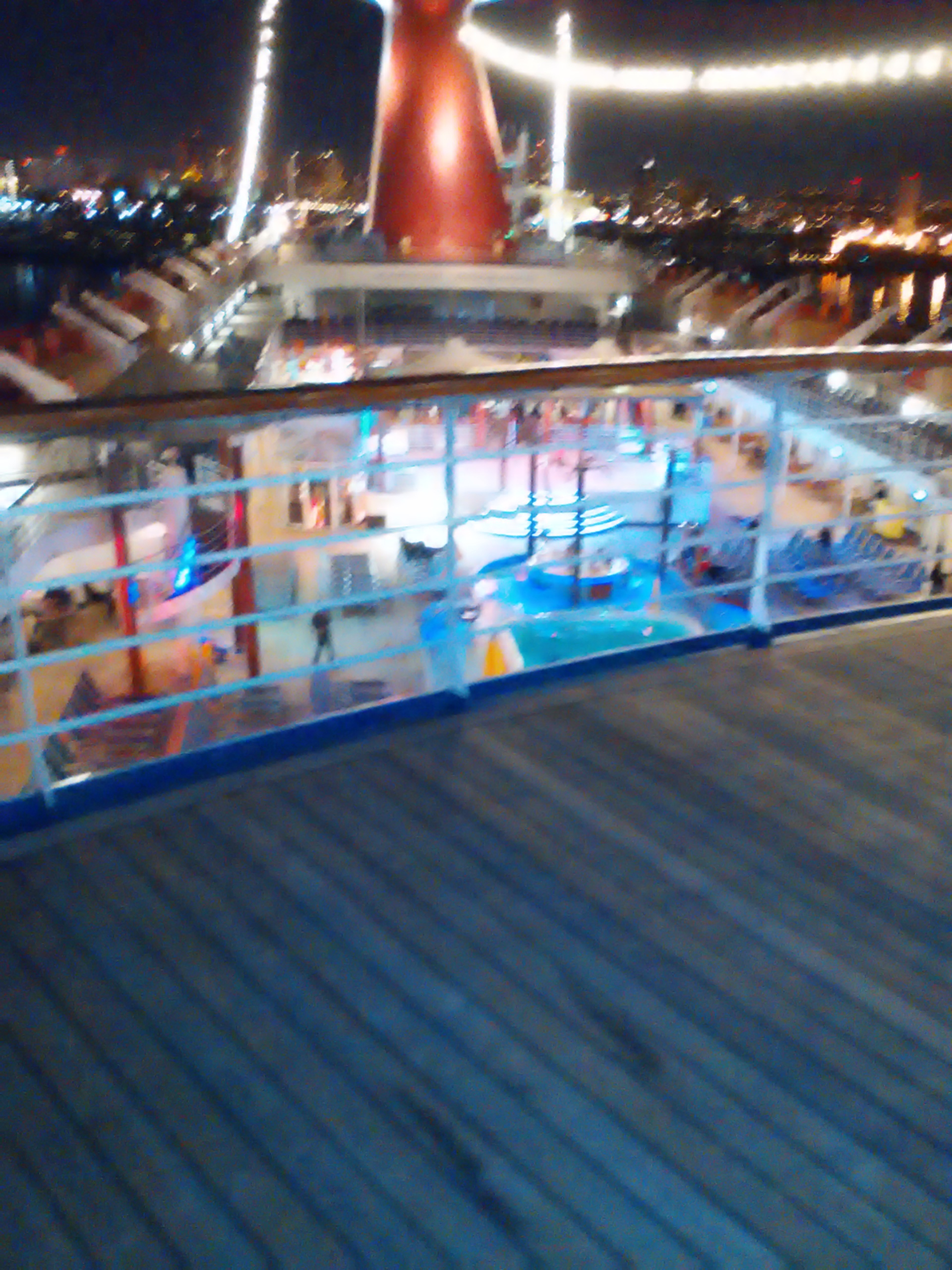 Very Relaxing Cruize Carnival Inspiration Cruise Review
