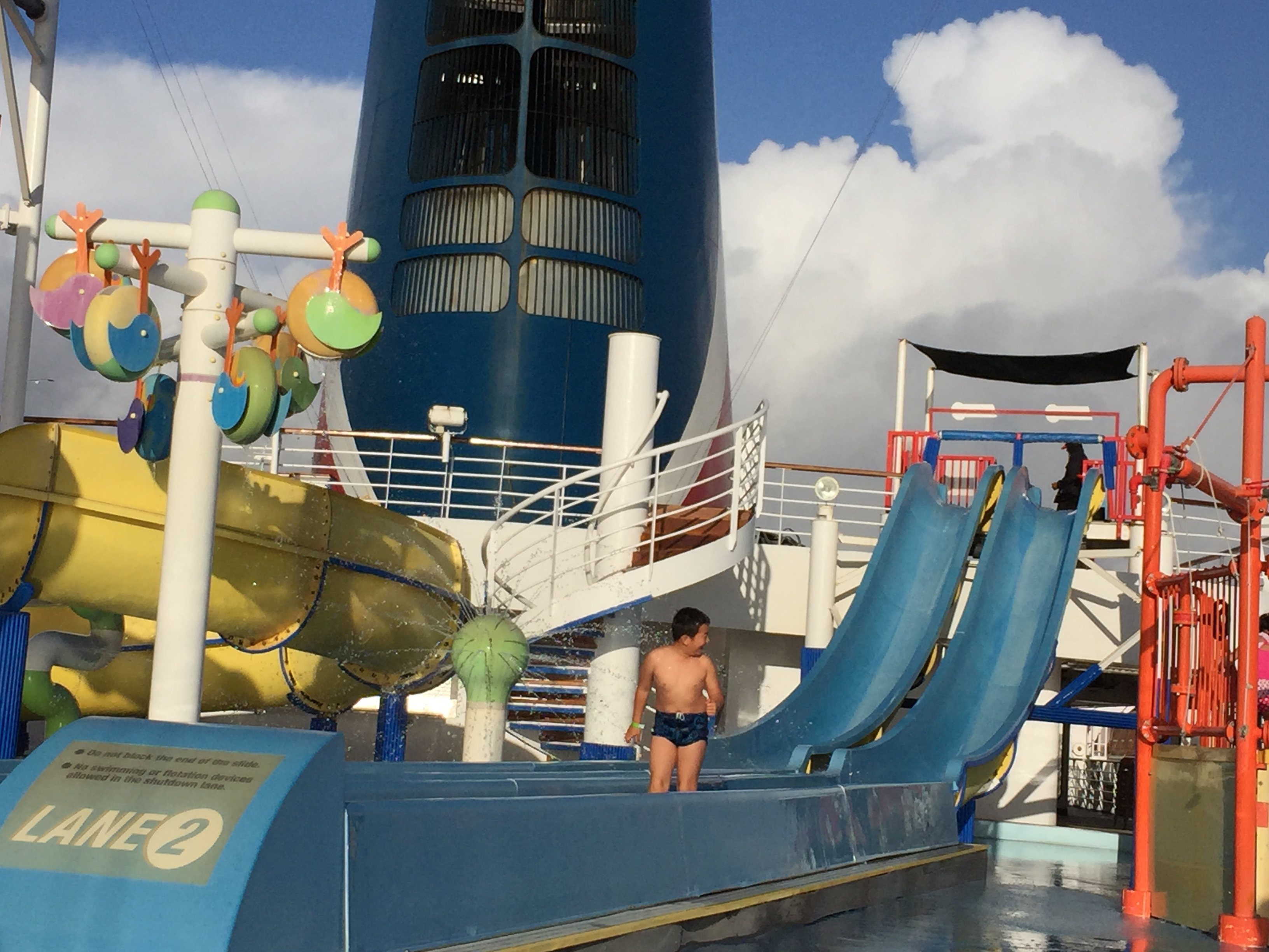 Good Carnival Inspiration Cruise Review