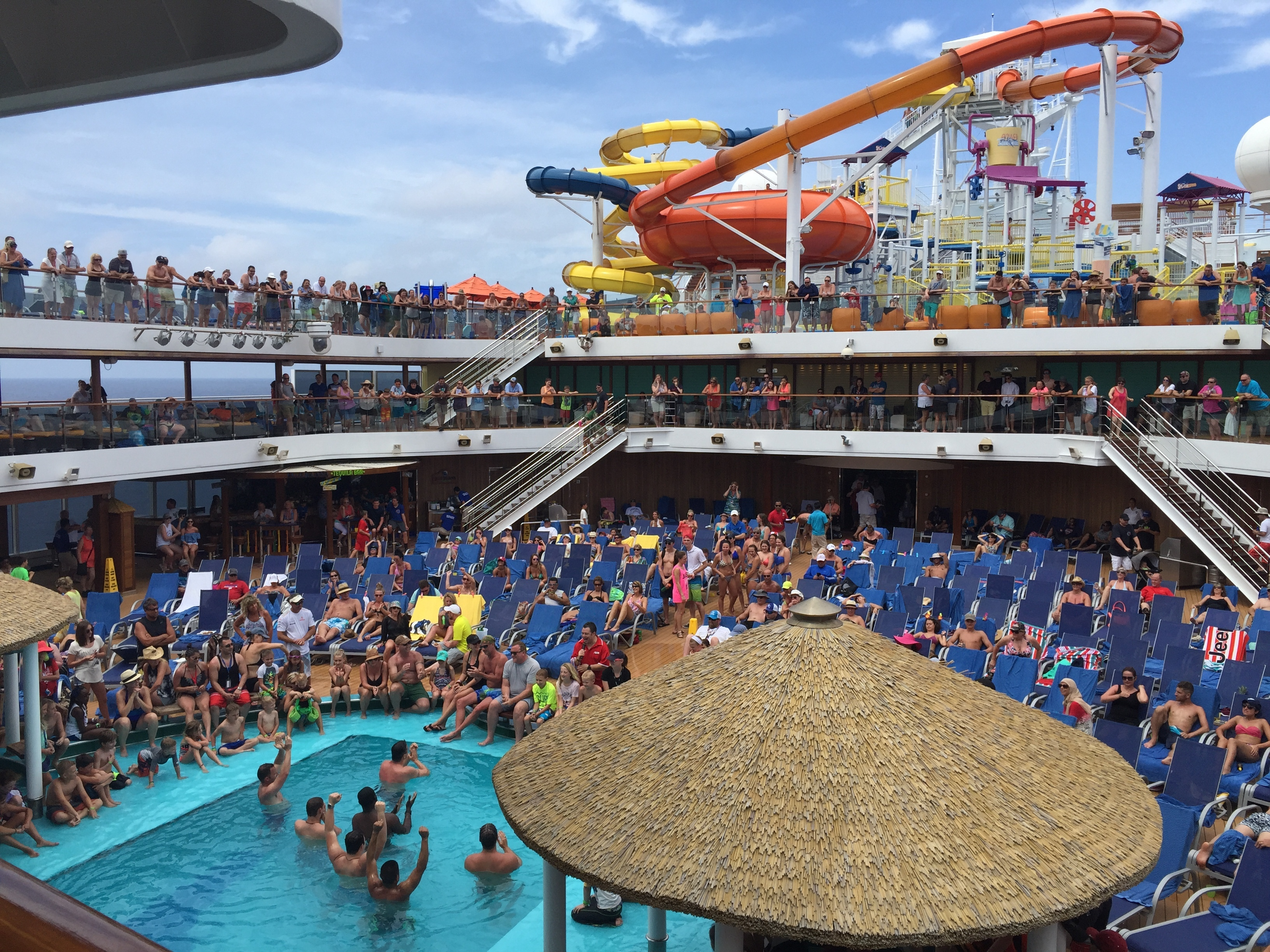 Carnival Magic Cruise An Excellent Cruise Tri