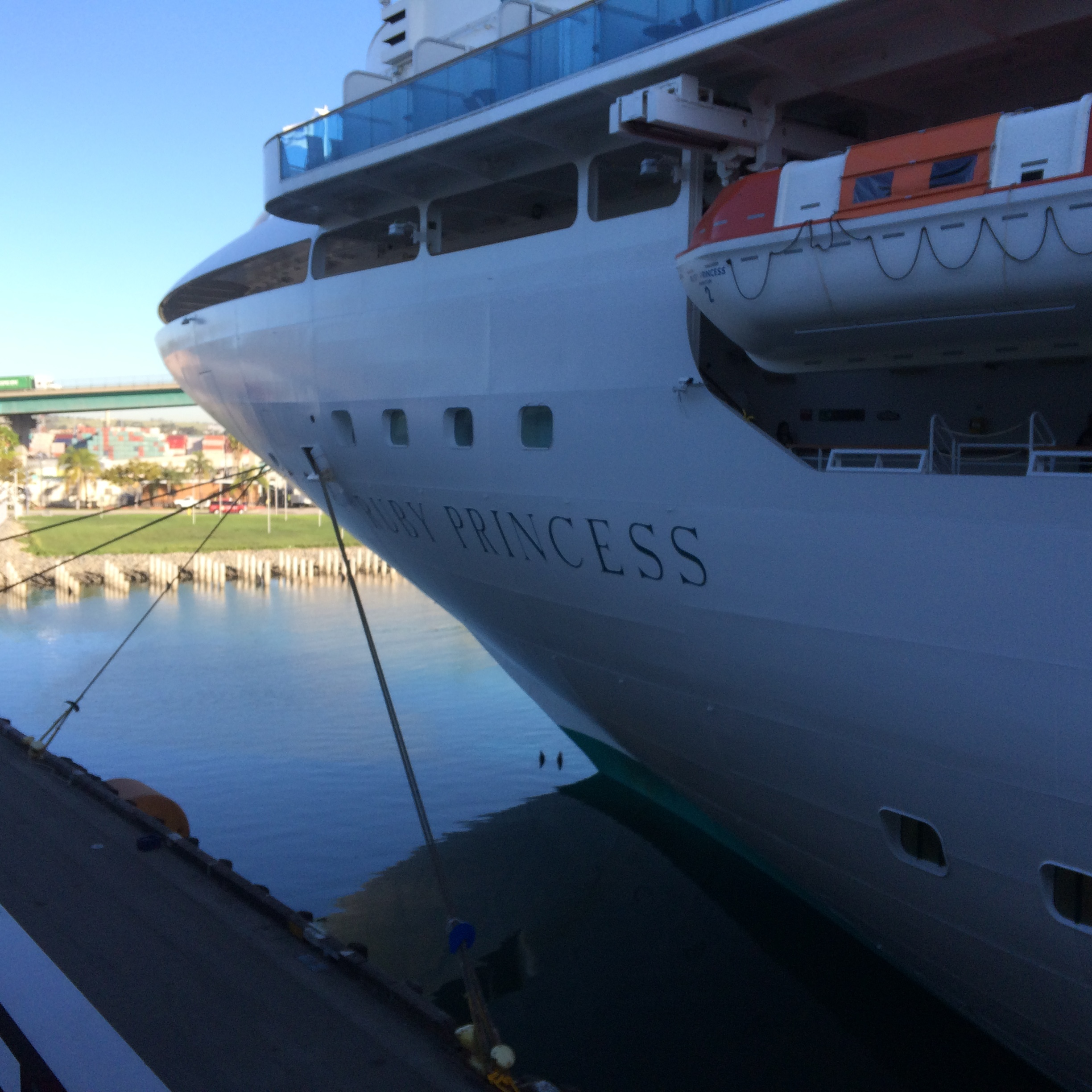 A Mexican Cruise Ruby Princess Cruise Review