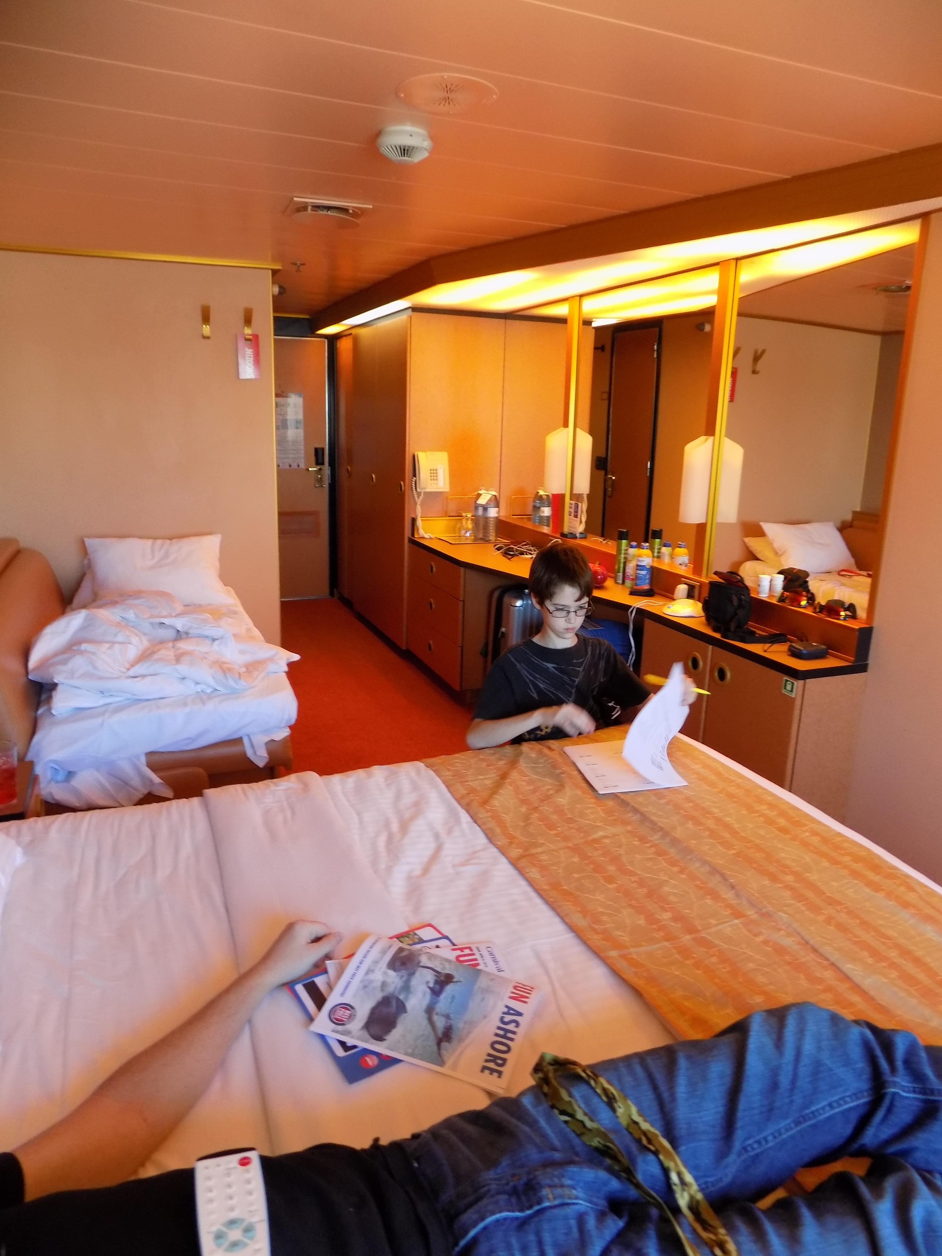 Love The 8 Days Carnival Triumph Cruise Review