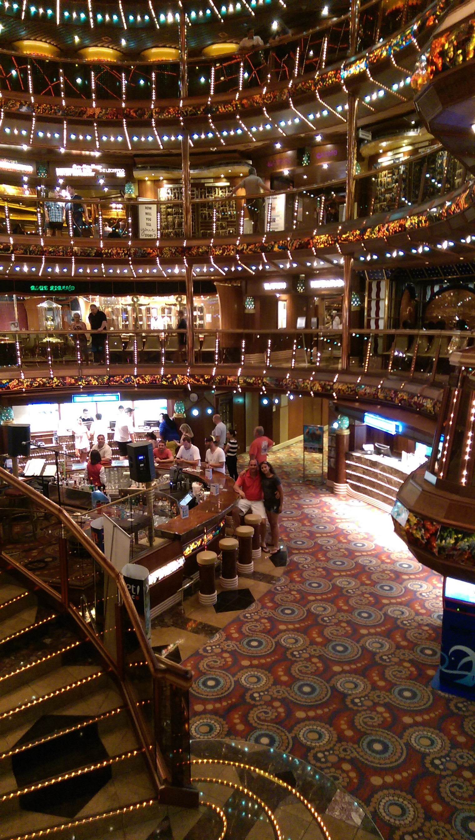 awesome cruise trip carnival paradise cruise review