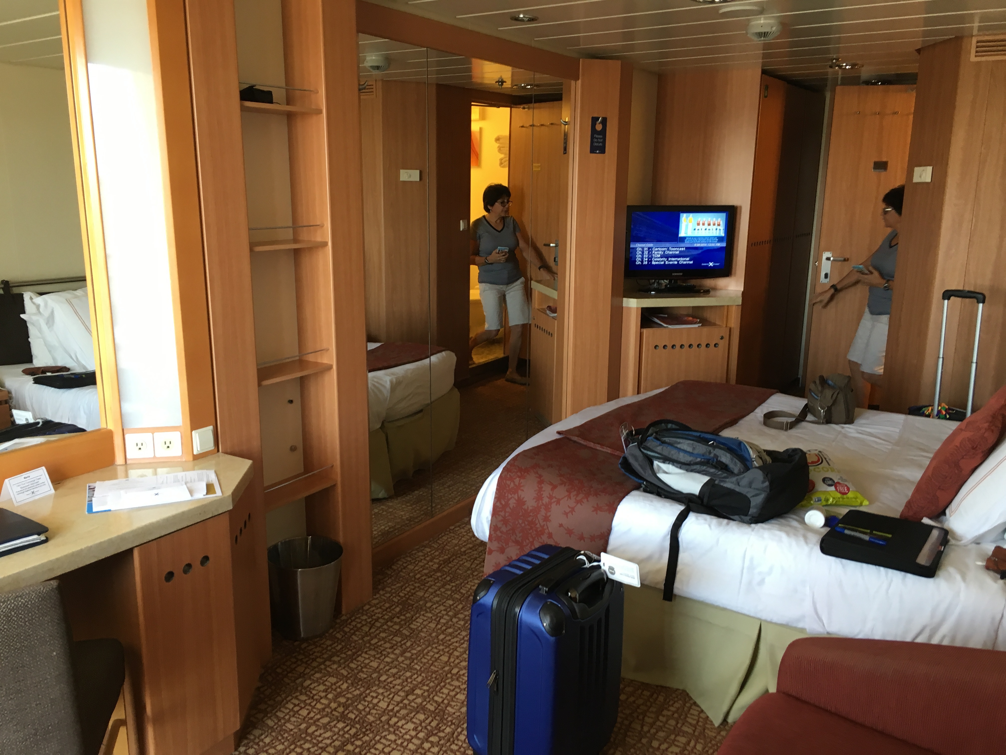 Celebrity summit review alaska cruise experience