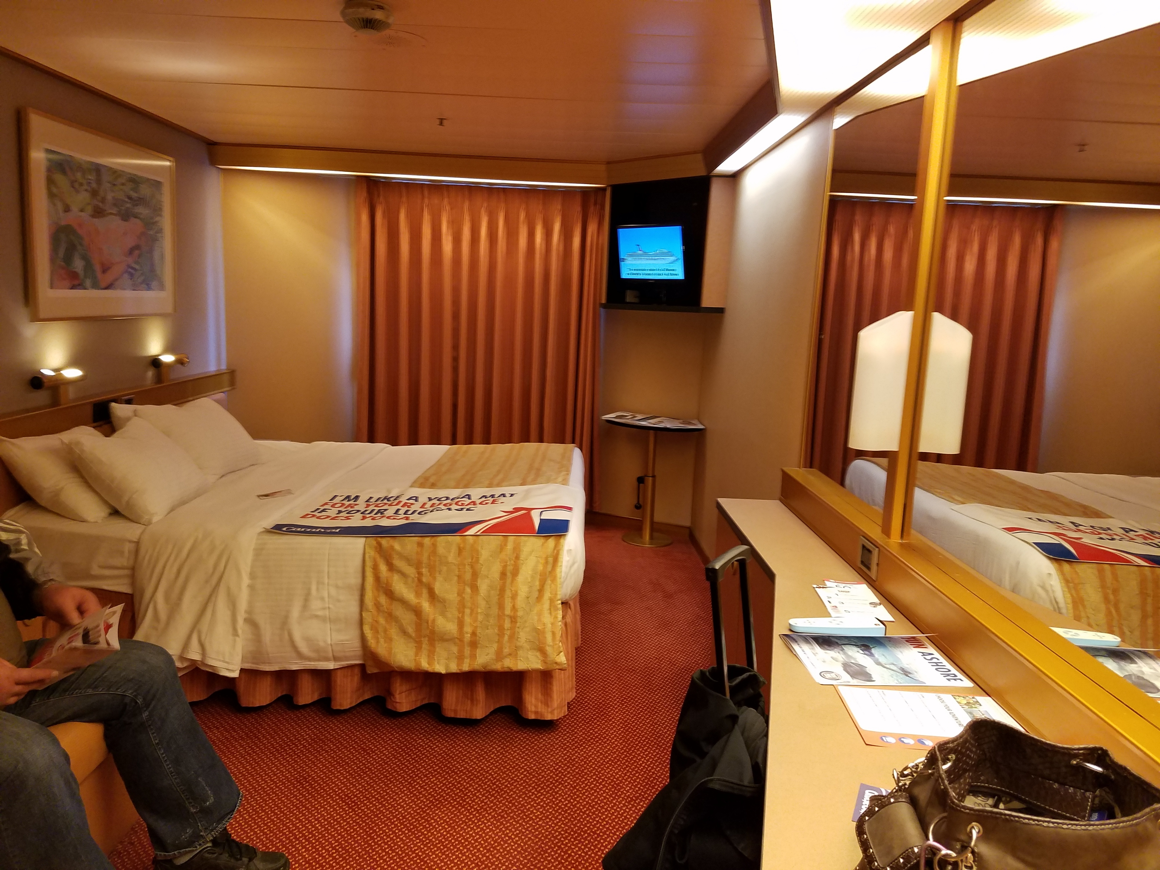 Carnival Hits Another Home Run Carnival Triumph Cruise