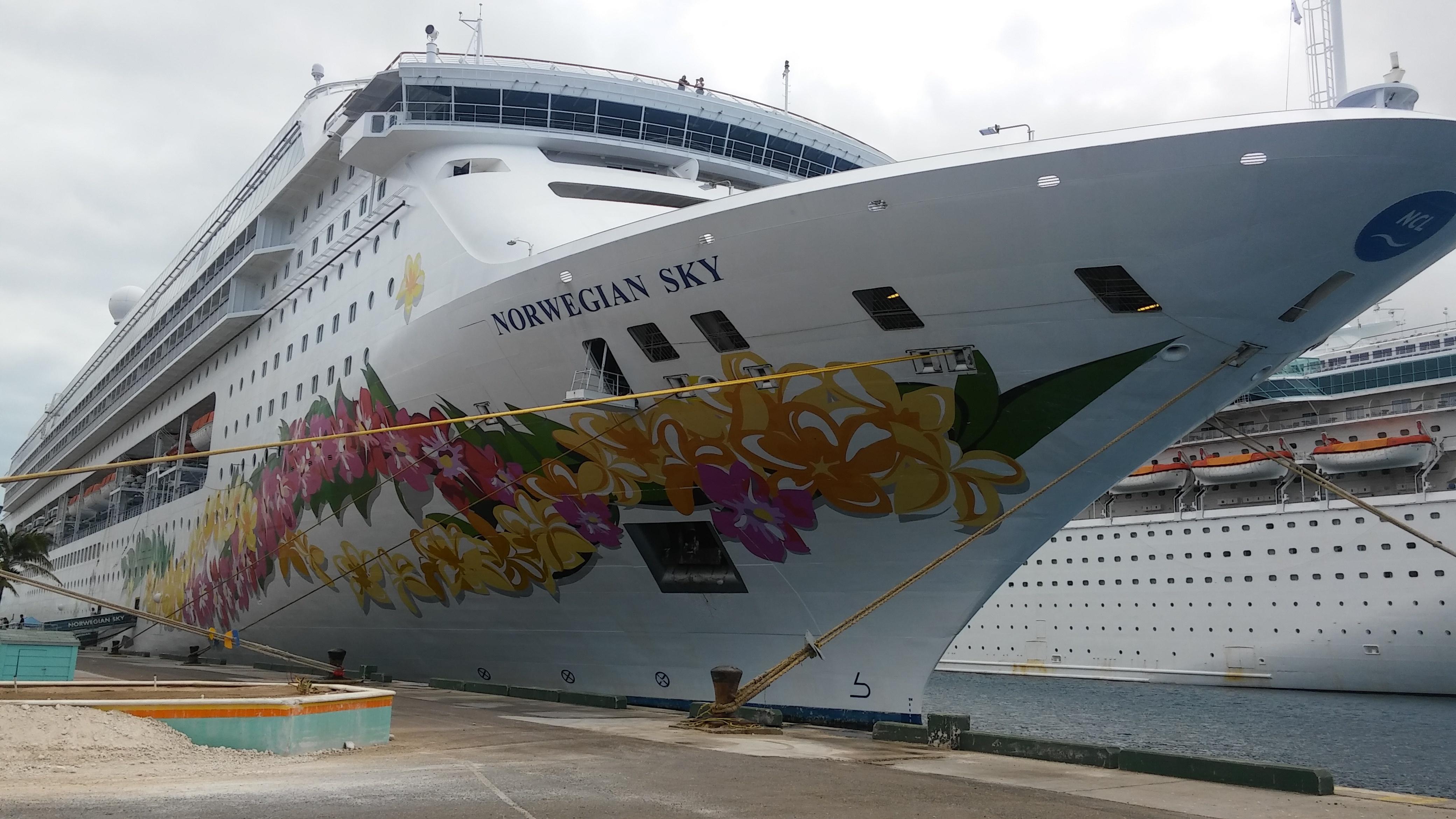 Maybe I Forgot Norwegian Sky Cruise Review