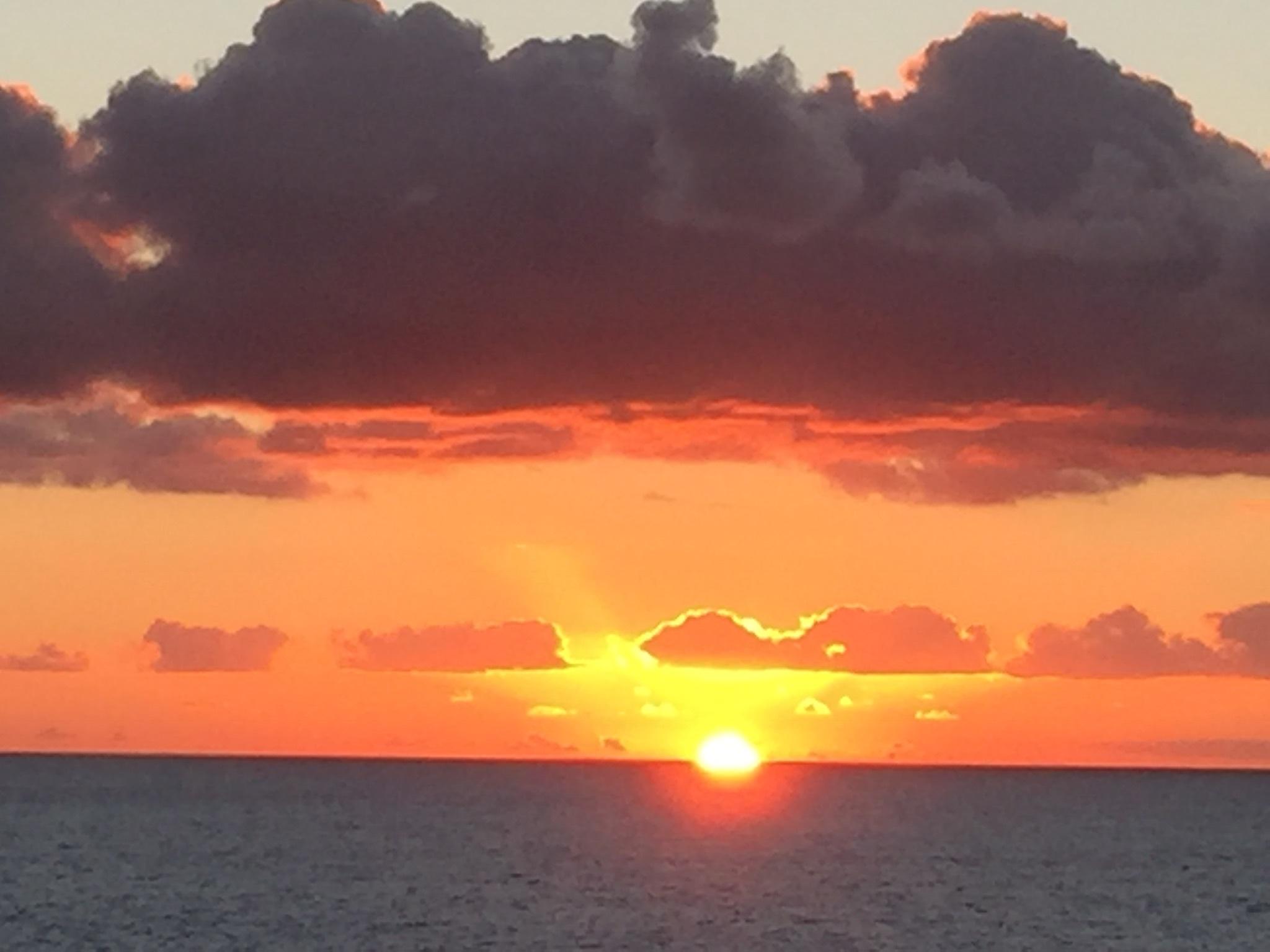 Sunset Cafe St Kitts