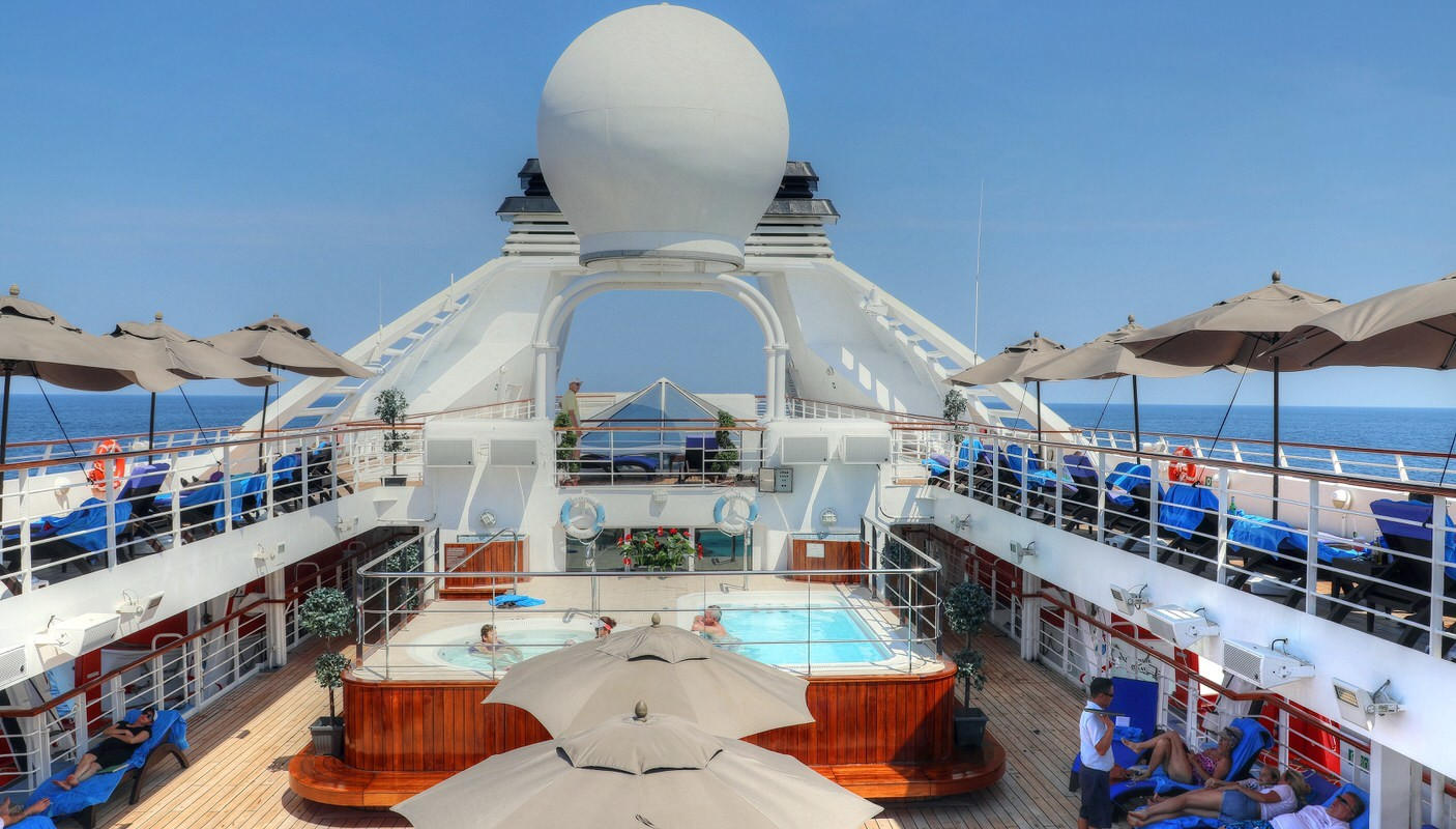 Photo tour The intimacy of Windstar Cruises Star Pride