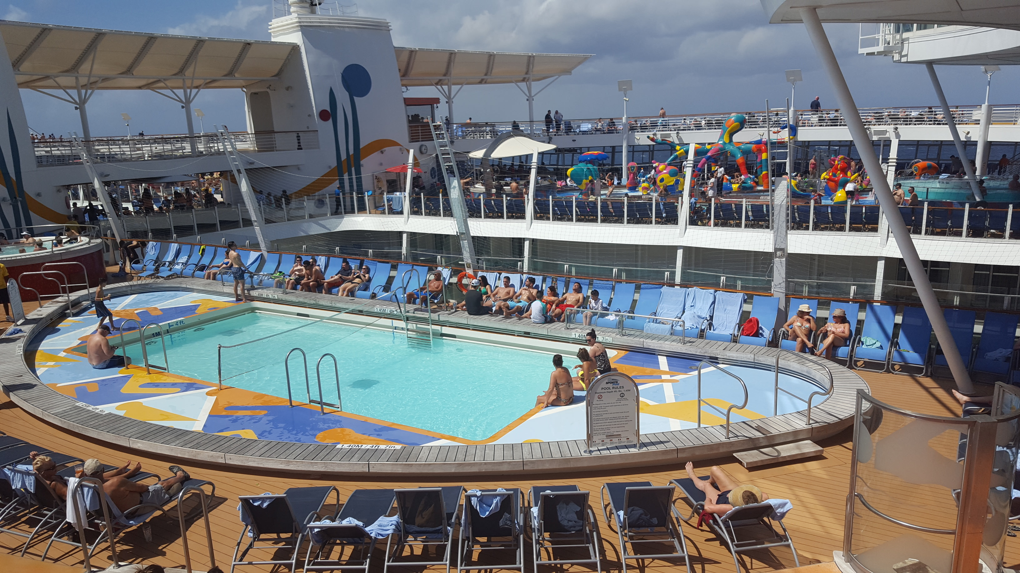 Allure of the seas march 2017 allure of the seas - Allure of the seas fort lauderdale port address ...