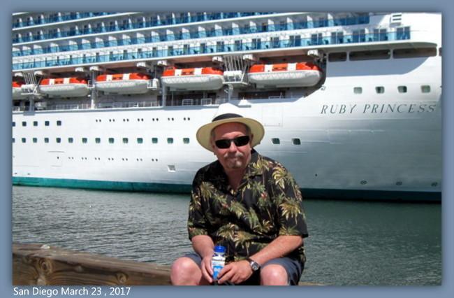 California Coastal Cruise On The Ruby Princes Ruby
