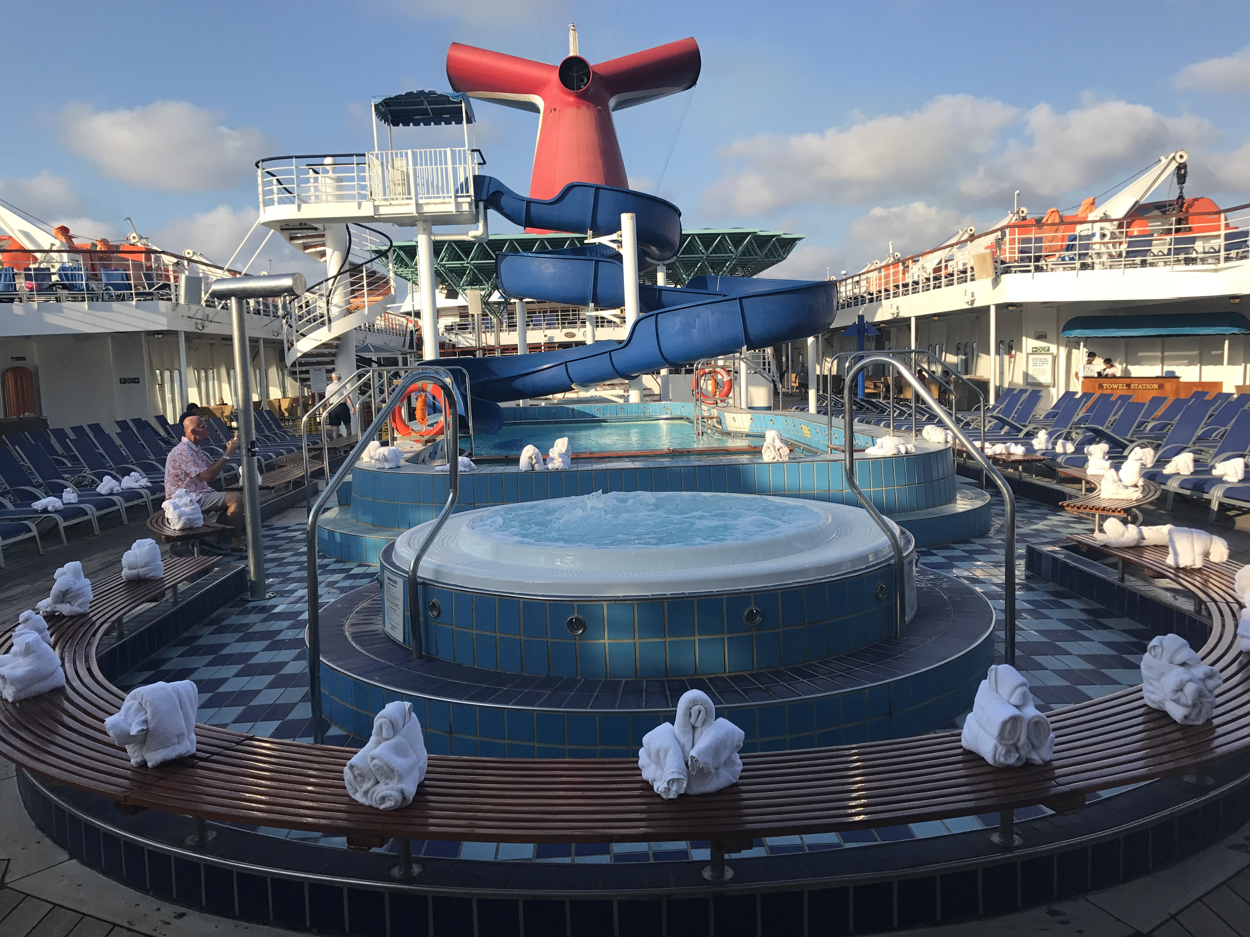 Carnival Paradise Cruise Review