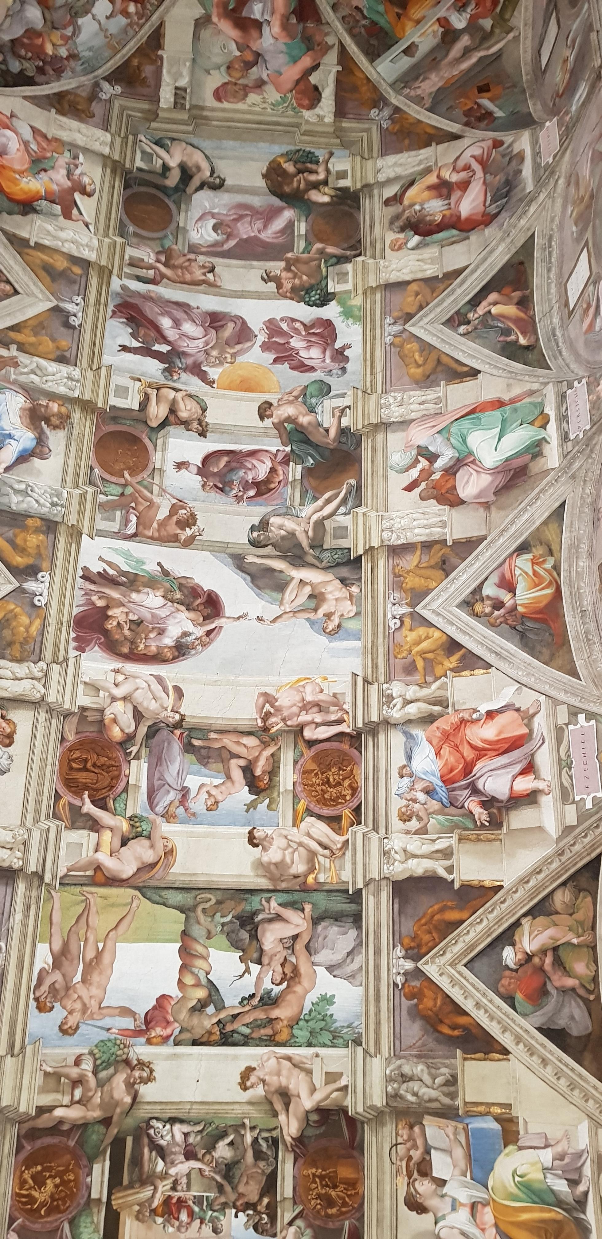 Sistine Chapel in the Vatican