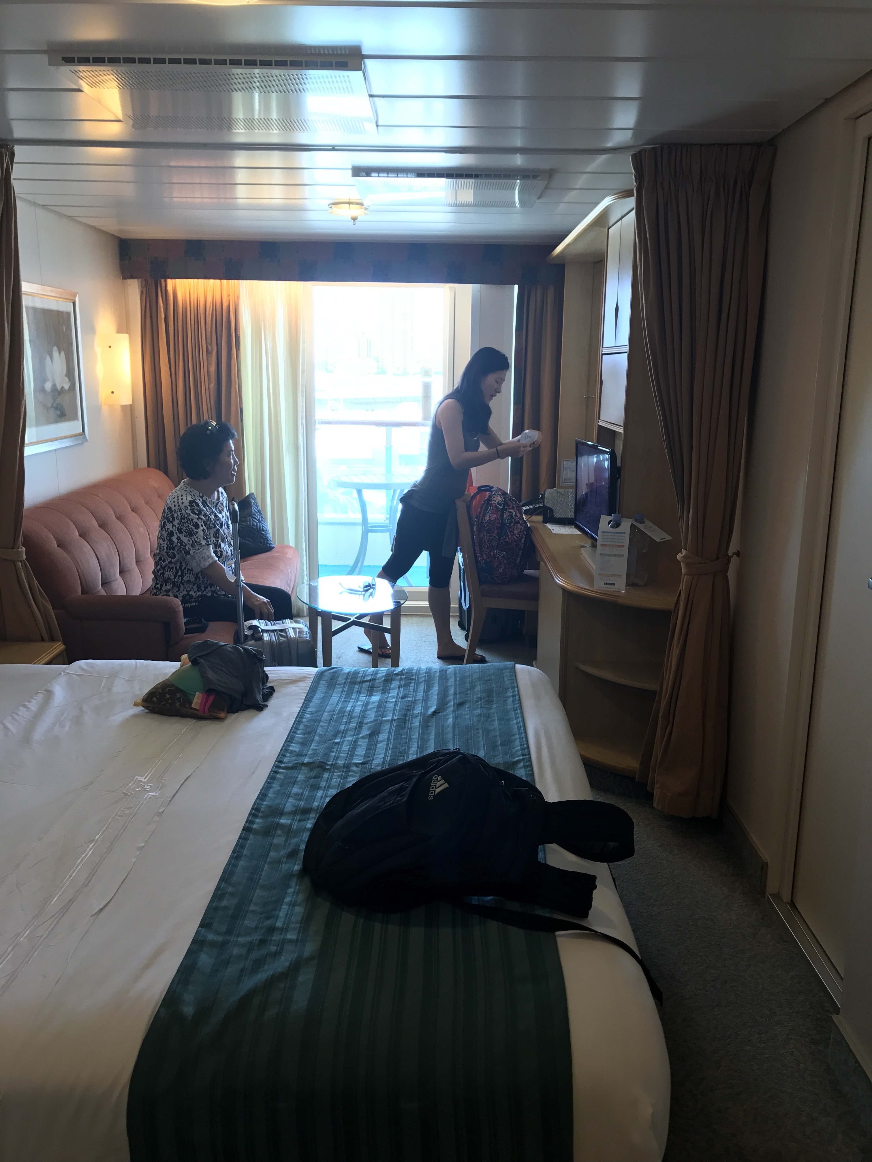 Summary Of Cruise On Enchanment Of The Seas Enchantment Of The Seas Cruise Review