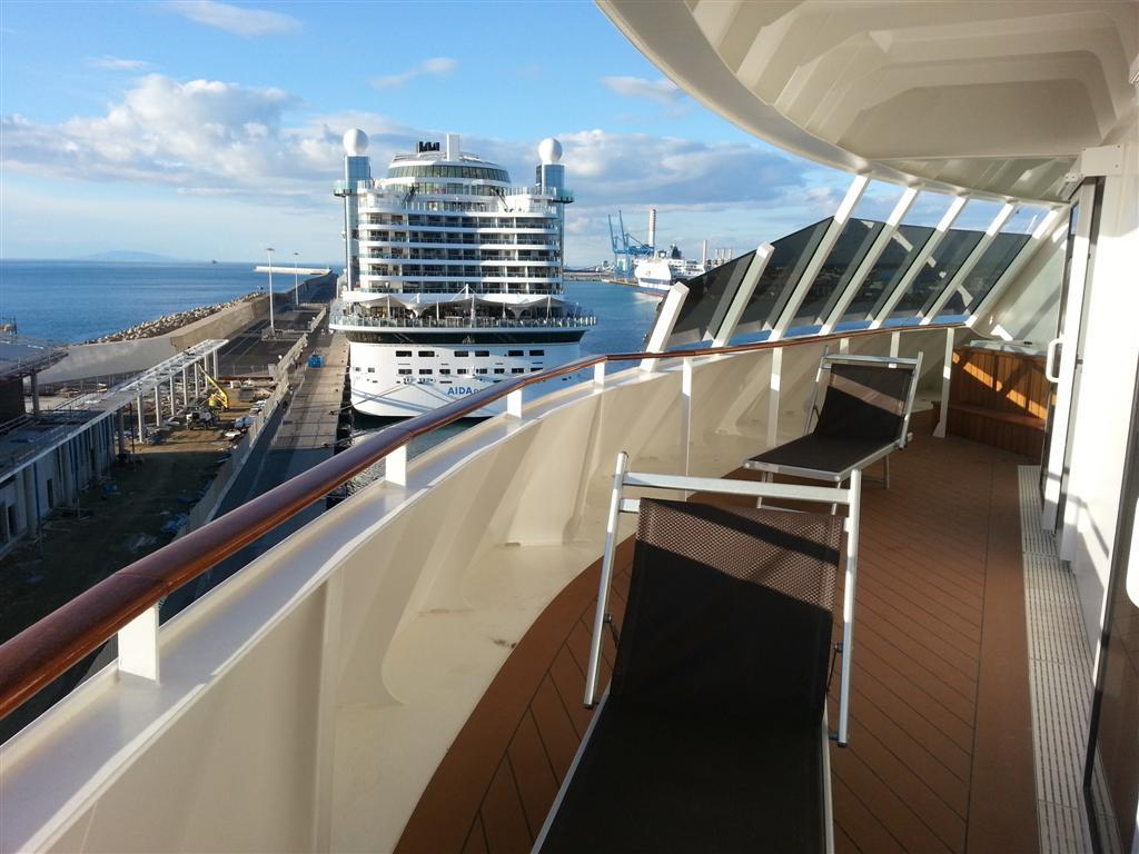 Lost In Translation - MSC Meraviglia Cruise Review