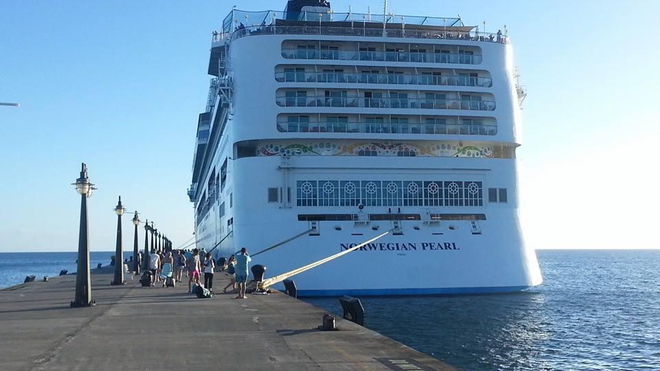 Norwegian Pearl Review   U.S. News Best Cruises