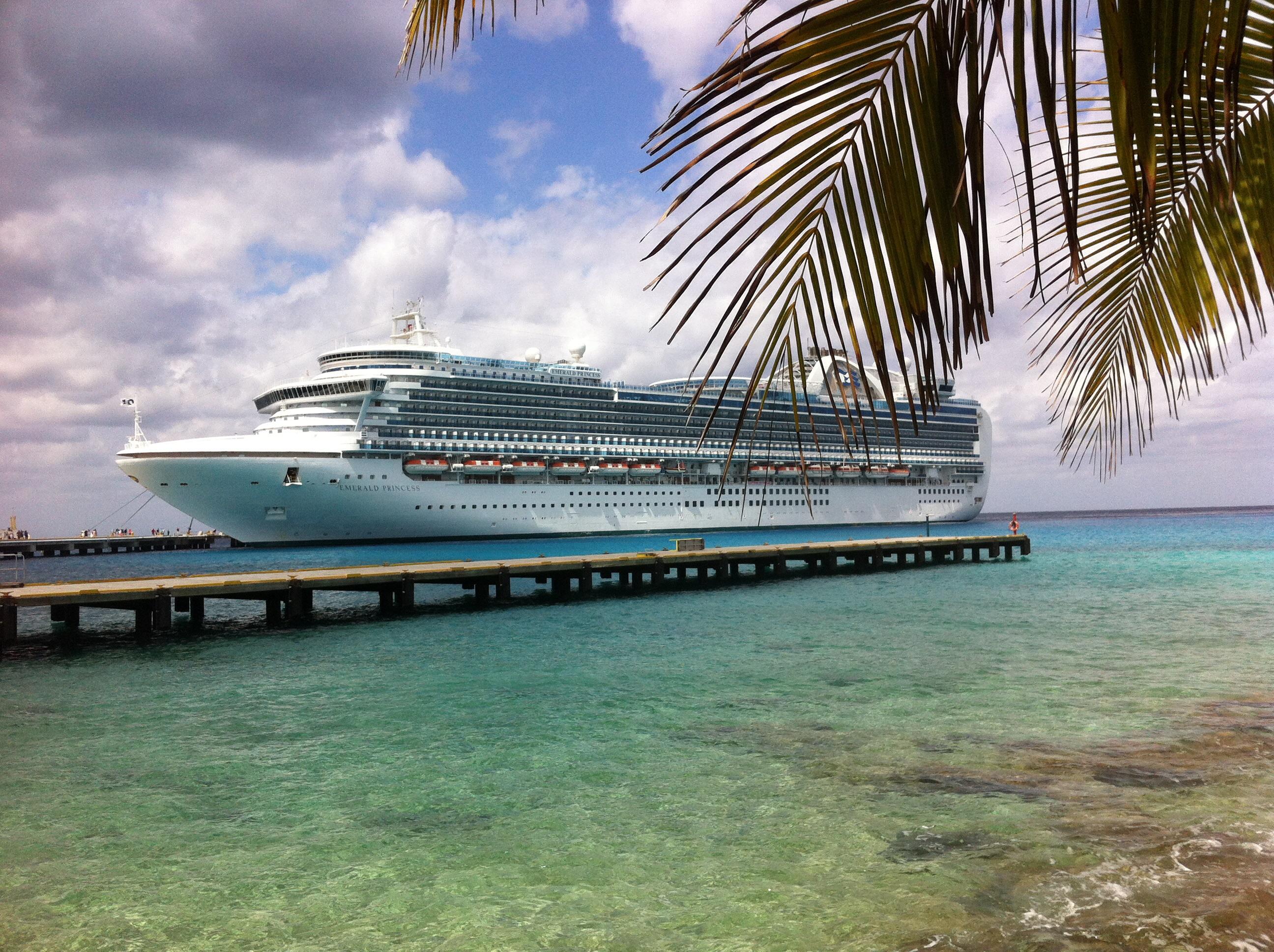 Emerald princess cruise ship reviews and photos cruiseline baanklon Gallery