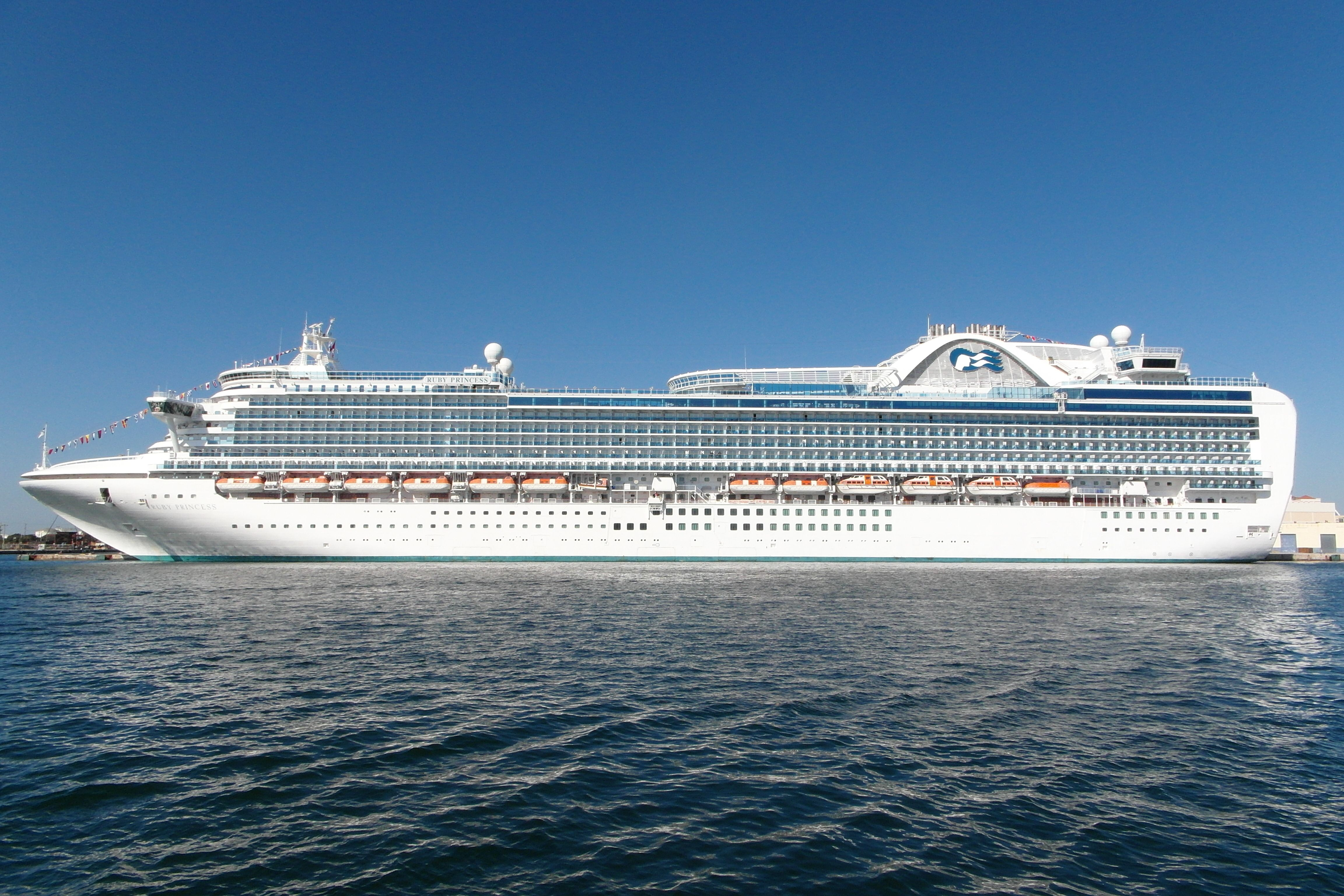 Ruby Princess Cruise Review To Caribbean Eastern In