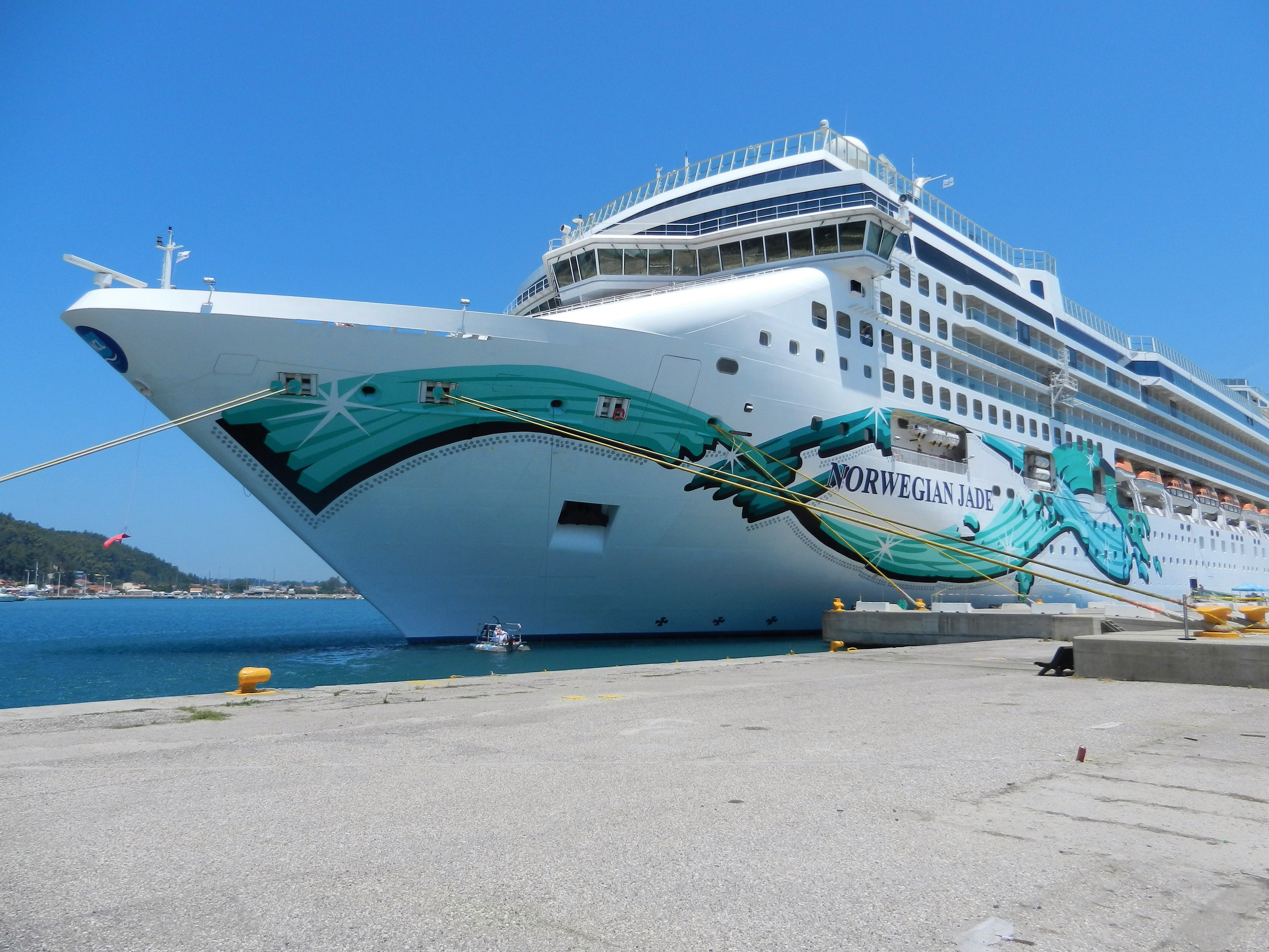 Norwegian Jade 7 Day Greek Island Cruise Norwegian