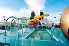 Aqua Park on Norwegian Epic