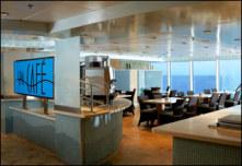 AquaSpa Cafe on Celebrity Constellation