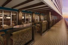 Bayamo Restaurant on Norwegian Escape