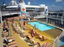 Beach Pool on Carnival Magic