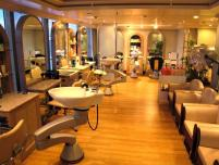 Beauty Salon on Queen Mary 2