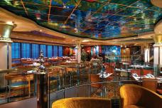 Blue Lagoon Cafe on Norwegian Star