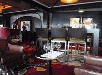 World class bar celebrity reflection deck