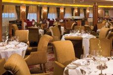 Compass Rose Restaurant on Seven Seas Voyager