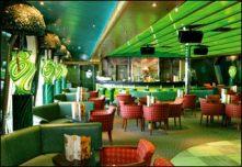 Conte Verde Lounge on Costa Fortuna