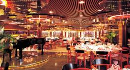 Ecstasy Dining Room on Carnival Sensation