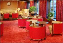 Explorer''s Lounge on Westerdam