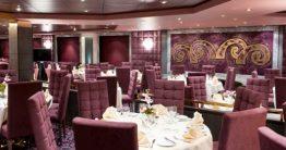 L''Edera Restaurant on MSC Magnifica