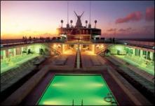 Pool on Carnival Dream