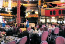 Rotterdam Dining Room on Statendam