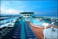 Swimming Pools on Voyager of the Seas