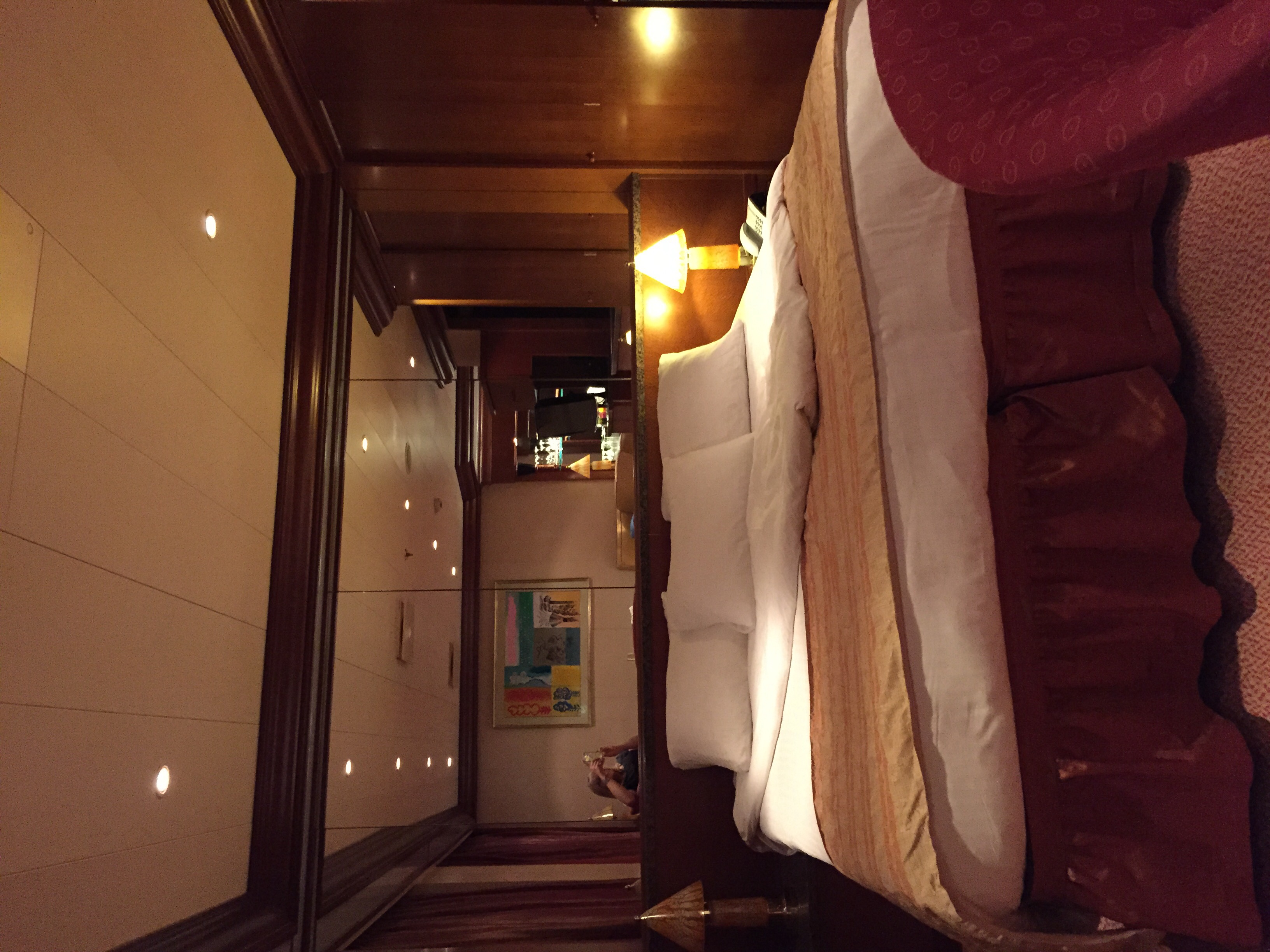 Grand Suite, Cabin Category GR, Carnival Glory