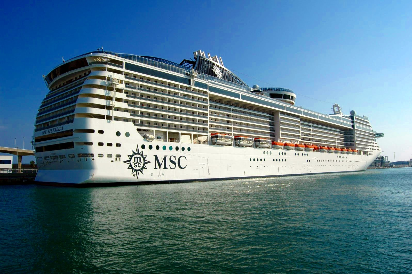 Beautiful Ship with Bad Dining Service - MSC Splendida ...