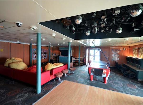 HQ/HQ+ on Pacific Jewel