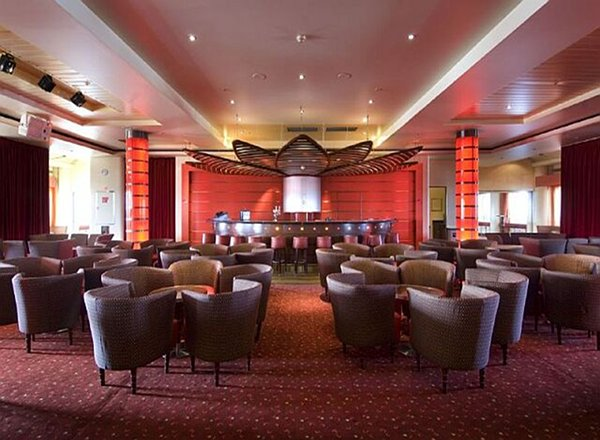 The Casbah Bar on Pacific Jewel
