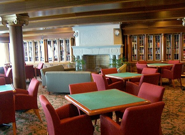 The Library on Pacific Jewel
