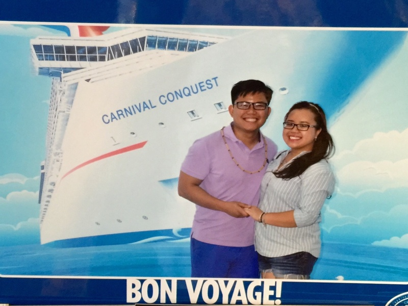 Carnival Conquest,  - August 14, 2015