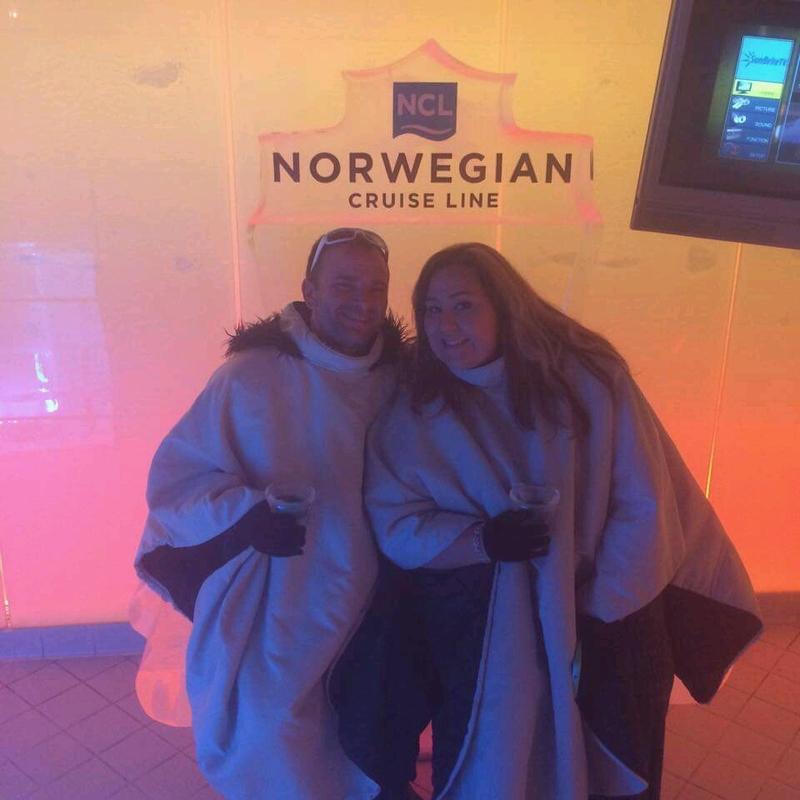 Norwegian Epic, Bar, Ice Bar