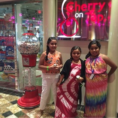 Cherry on Top on Carnival Freedom