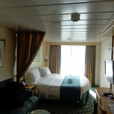 Our stateroom - Category E2
