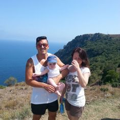Sinop, Turkey - my family