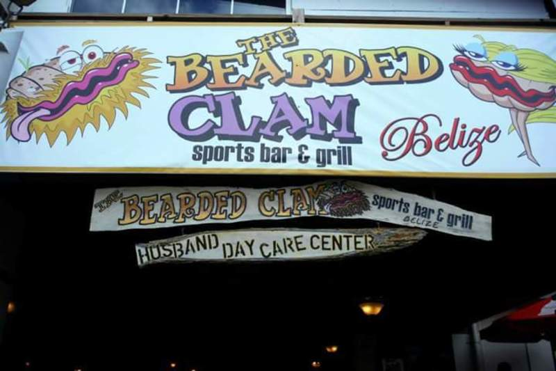 Belize City, Belize - Daddy Day Care??? Belize City.