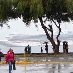 Crown Princess, Puerto Madryn