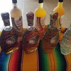 Tequila Tour-yum yum