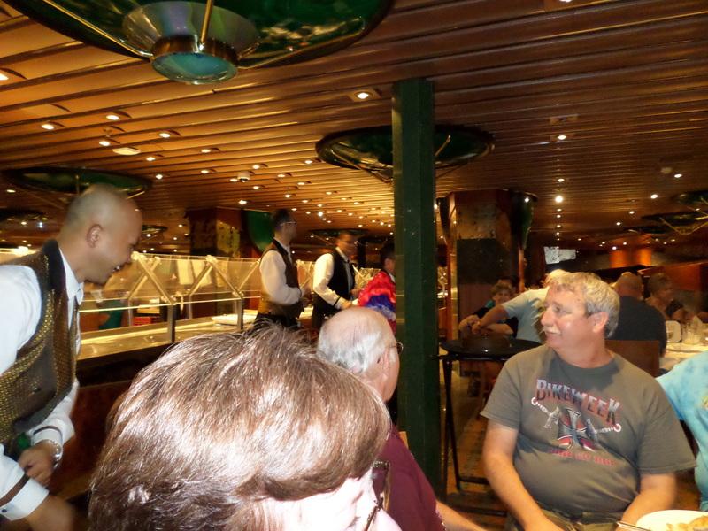 fun dining - Carnival Elation